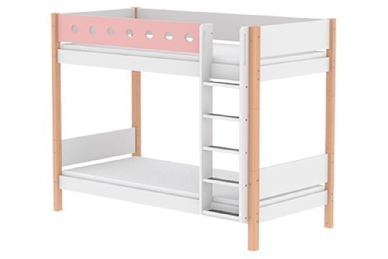 Bunk Bed Height The Cheapest Wood Children S Beds Combination Picture