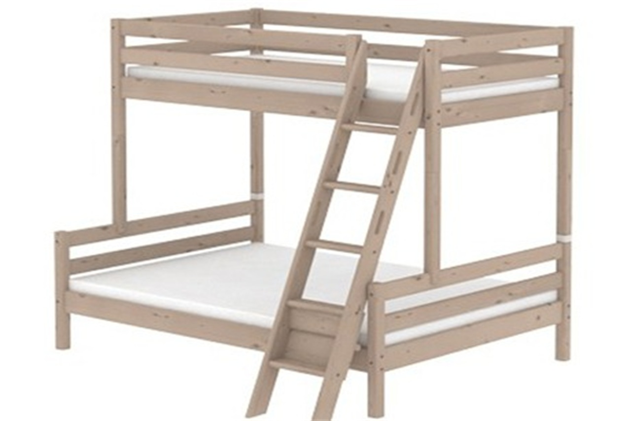 28 bunk beds single over double fort trio bunk bed single o